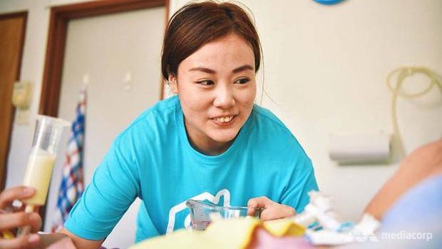 Ngoài bố mẹ, chỉ có Jayleen Toh là người khiến Sing Yu có cảm xúc nhất.