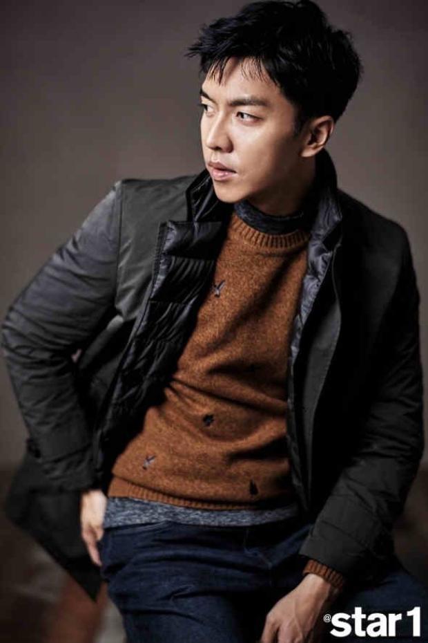 8. Lee Seung Gi