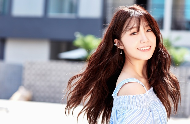 26. Apink Jung Eun Ji