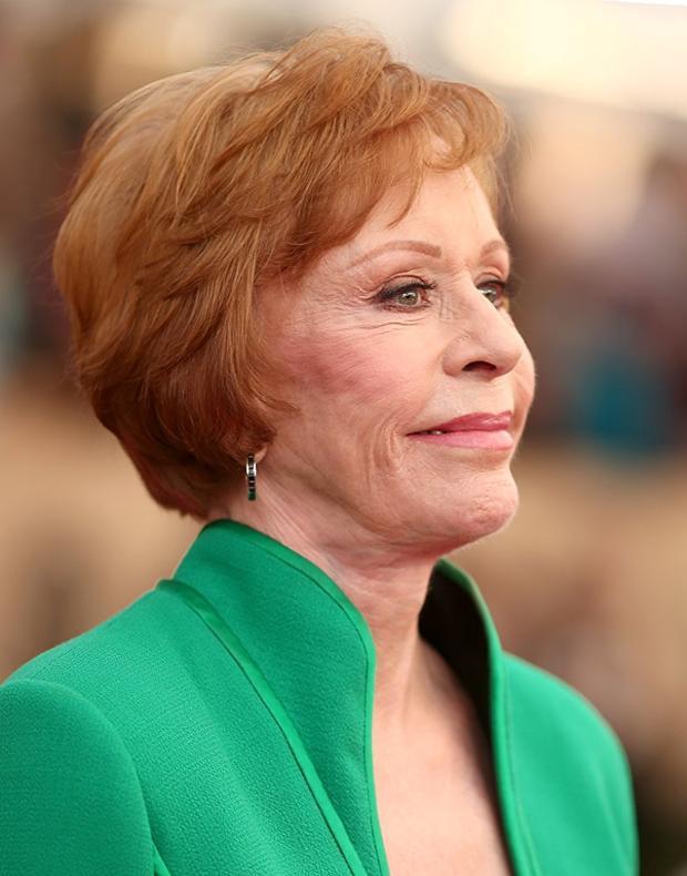 Người nhận đến 13 đề cử cho khả năng diễn xuất trong lịch sử Quả cầu vàng không ai khác ngoài diễn viên hài kì cựu Carol Burnett.