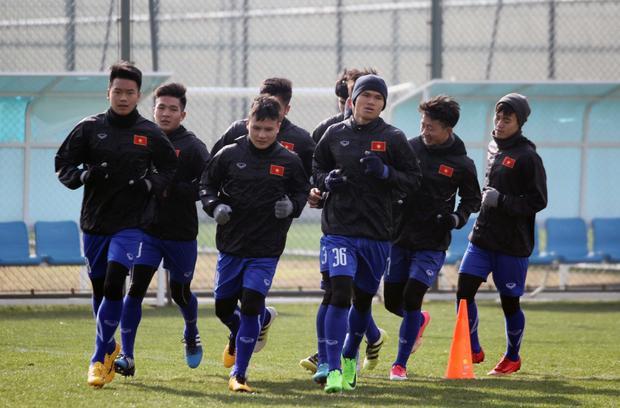 U23 Việt Nam sẵn sàng cho VCK.