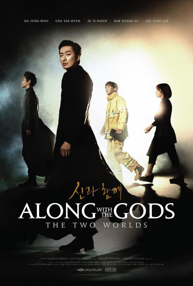 Bước qua tuần 3, Along with the Gods vẫn đứng đầu phòng vé Hàn với 11,5 triệu người và 1977 tỷ đồng