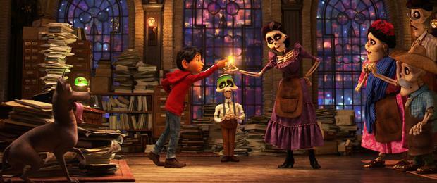 Hình ảnh trong phim.