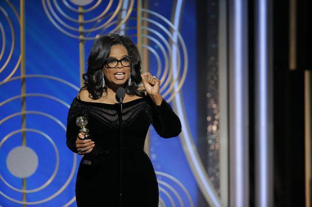 Mariah Carey và hàng loạt ngôi sao Hollywood được truyền cảm hứng từ bài phát biểu #MeToo của Oprah Winfrey