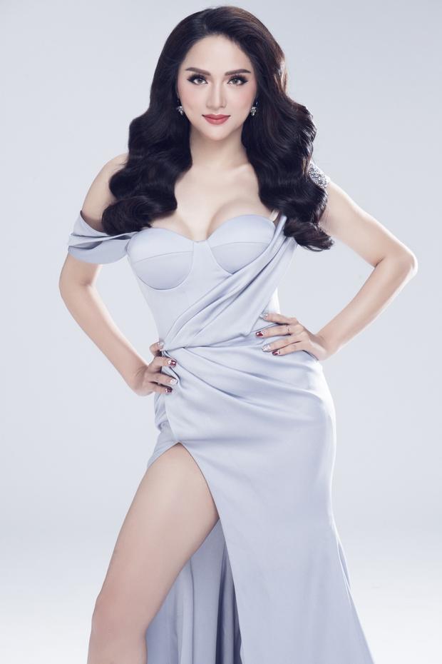 Hương Giang Idol chính thức xác nhận tham gia Miss International Queen 2018