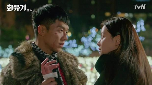 Sang đến tập 3 của bộ phim, Son Oh Gong đã được Sun Mi triệu hồi trở về từ bức tranh quỷ ám.