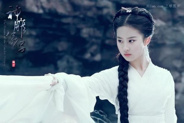 Nếu như diễn xuất Lưu Diệc Phi cũng xuất sắc như nhan sắc của cô ấy thì tuyệt vời biết bao!