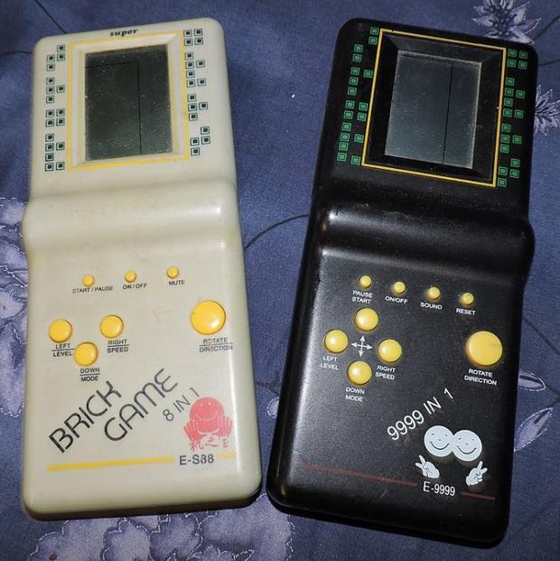 Noorul cảm thấy game Tetris rất đẹp trai và hoàn hảo.