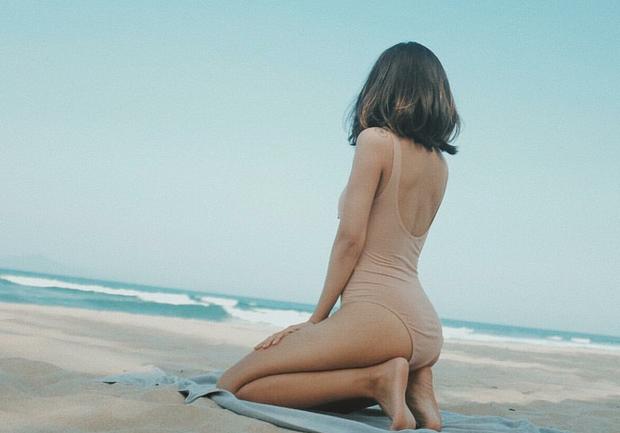Bất ngờ khi thấy hot girl Instagram Nga Wendy càng ngày càng hở bạo, khoe 3 vòng cực chuẩn