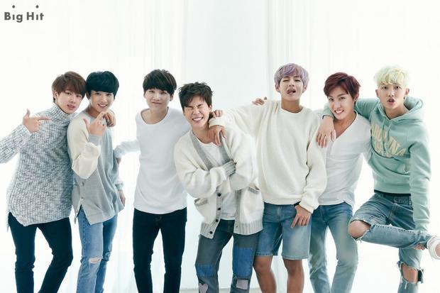 2017 quả là một năm đáng nhớ với BTS khi boygroup nhà Big Hit đạt được rất nhiều thành tựu trên đất Mỹ.