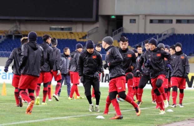 Công Phượng ăn mừng hụt, U23 VN thua ngược U23 Hàn Quốc