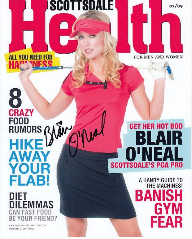 Nữ hoàng sexy làng golf thế giới dấn thân vào Showbiz