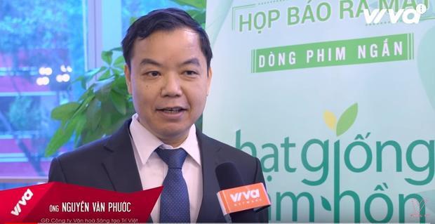 Ông Nguyễn Văn Phước, giám đốc công ty sáchFirst News Trí Việt là người đã góp phần đưa bộ sách về Việt Nam với mong muốn lan tỏa những giá trị sống tốt đẹp trong giới trẻ.