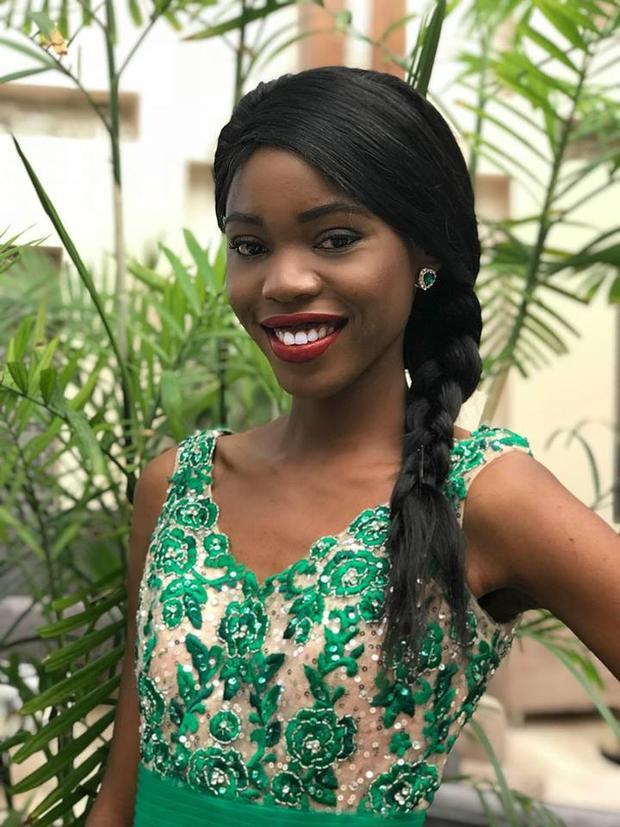 Một thí sinh đại diện Zambia sở hữu nhan sắc dưới trung bình bởi khuôn mặt không mấy hài hòa để lộ nhiều khuyết điểm như mũi to, hàm răng hô, hở lợi. Ở đấu trường nhan sắc này có lẽVenezuela và Mỹ hiện là 2 quốc gia có thành tích tốt nhất hiện nay với 5 lần đăng quang.