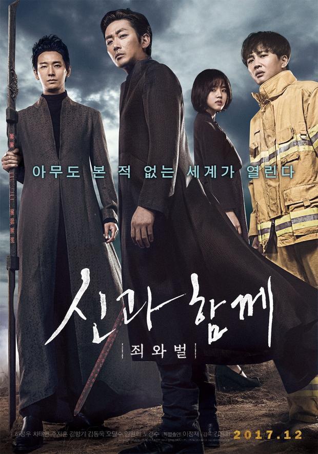 Bom tấn 12 triệu lượt xem tại Hàn Quốc nhận được 3 đề cử.