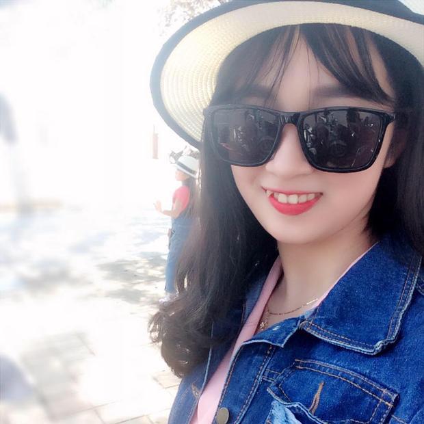 Nụ cười tỏa nắng của nữ Công an viên xinh đẹp như hot girl