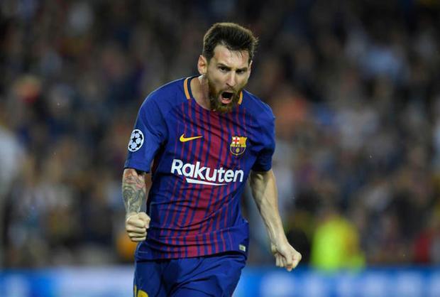 Real từ chối cơ hội mua Messi hồi mùa Hè năm 2013.