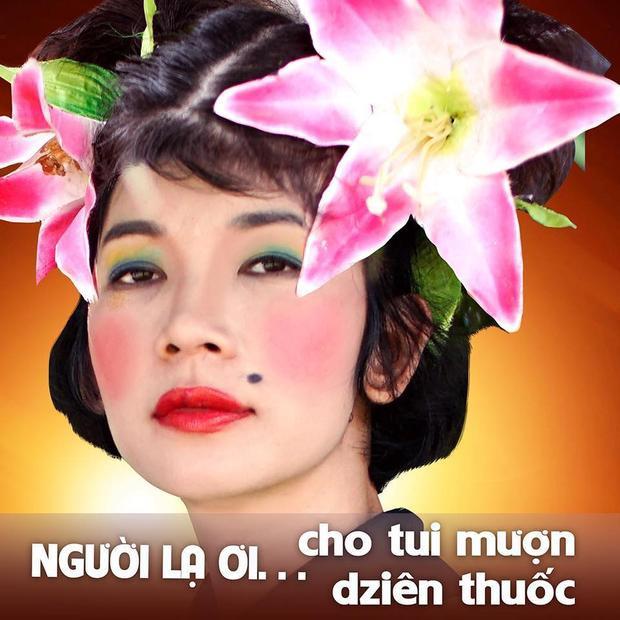 Xuân Lan tình nguyện bỏ hình tượng để vào vai cô giáo Mỹ Tâm trong phim hài của Ngô Thanh Vân.