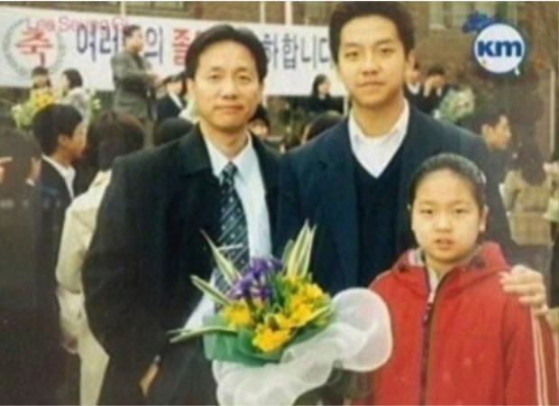 Thành tích học tập siêu khủng của Lee seung GI