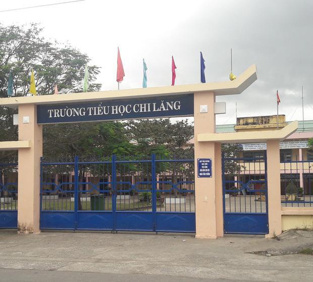 Trường tiểu học Chi Lăng, Q.Sơn Trà, Đà Nẵng - Ảnh: Đ.C