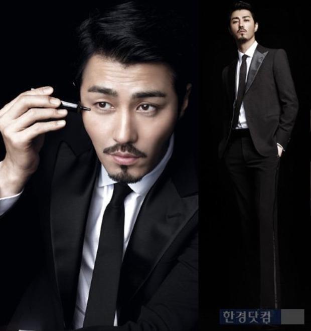 Cha Seung Won xuất thân là người mẫu nhờ cao 1m88 và gương mặt nam tính