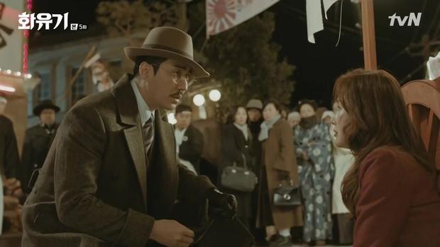 Hwi Chul gặp mối tình đầu trong cuốn phim Nhật những năm 1930