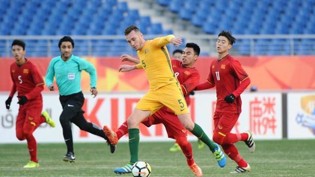 U23 Việt Nam đã hạ U23 Australia.