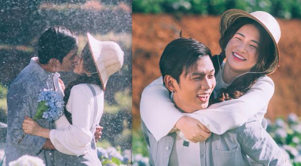 MV được quay tại Đà Lạt với nhiều địa danh nổi tiếng. Toàn bộ mạch cảm xúc của đôi tình nhân được dẫn dắt một cách đầy êm dịu qua các khung hình tuyệt đẹp.