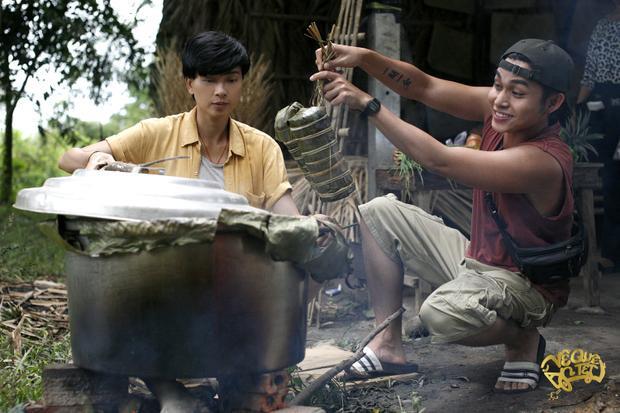 Về quê ăn Tết của Ngô Thanh Vân  Jun Phạm: Câu chuyện man mác không khí Tết thôn quê