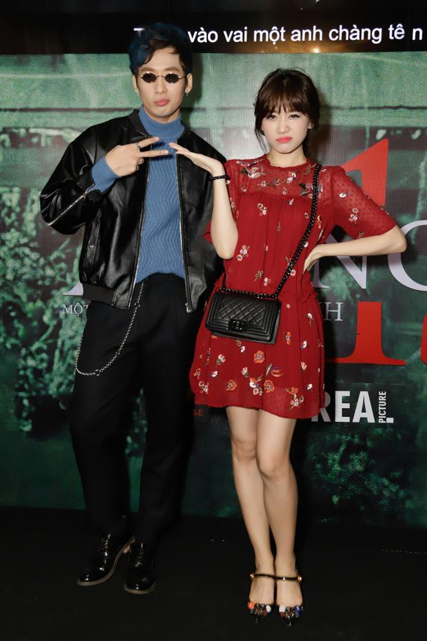 Sau dự án Thiên Ý, Hari Won và Tuấn Trần rất thân thiết với nhau.