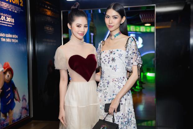 Jolie Nguyễn - Thùy Dương.