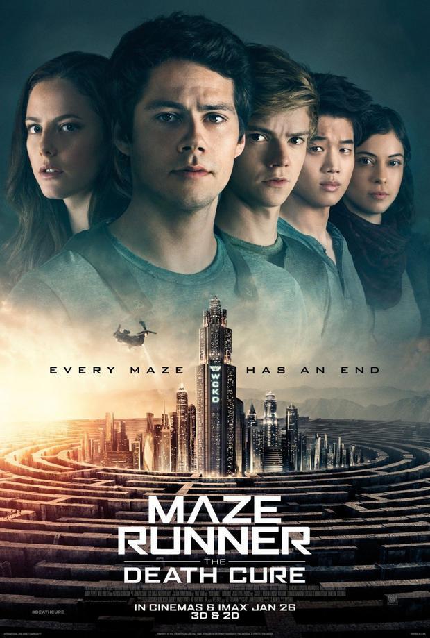 Maze Runner: The Death Cure: Cái kết mát lòng mát dạ đối với người hâm mộ