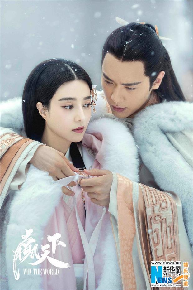 Thắng Thiên Hạ là dự án truyền hình hoành tráng bậc nhất của màn ảnh nhỏ Hoa ngữ.