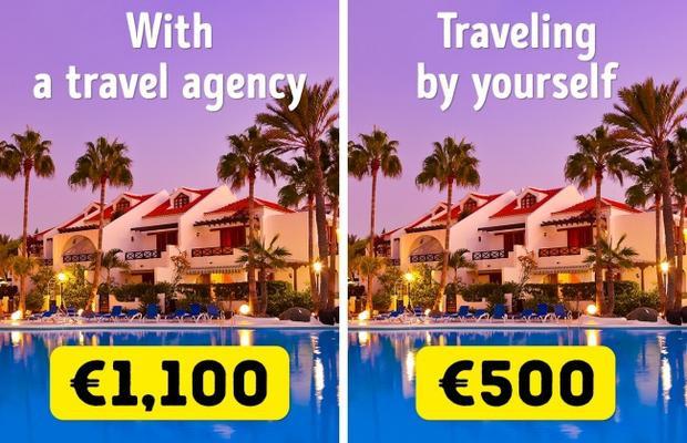 11 mẹo cực hữu ích giúp bạn tiết kiệm được khối tiền khi đi du lịch
