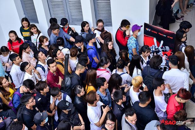 Quá đông, The Voice 2018 thất thủ ngay trong ngày đầu tiên tuyển sinh trực tiếp tại TP.HCM
