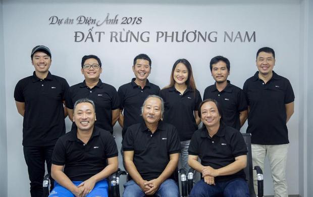 Đạo diễn Nguyễn Quang Dũng sẽ chuyển thể Đất phương Nam thành phim điện ảnh