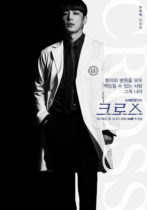 Nam diễn viên Kim Ji Han
