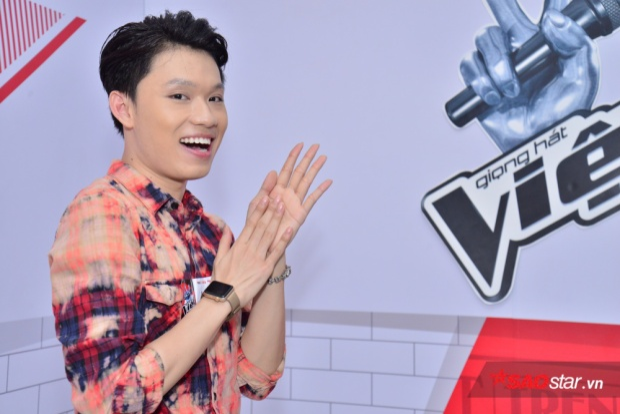 Thầy giáo mưa phiên bản lỗi Quang Trung gây náo loạn vòng casting The Voice 2018
