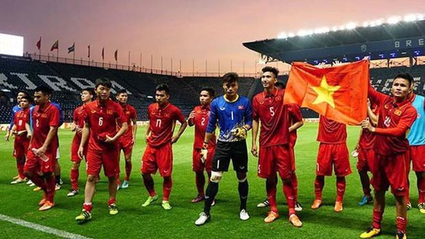 U23 Việt Nam đi vào lịch sử U23 châu Á.
