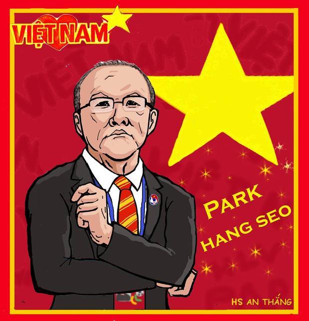 """""""Oppa"""" nổi tiếng nhất Hàn Quốc trong lòng người yêu bóng đá Việt."""