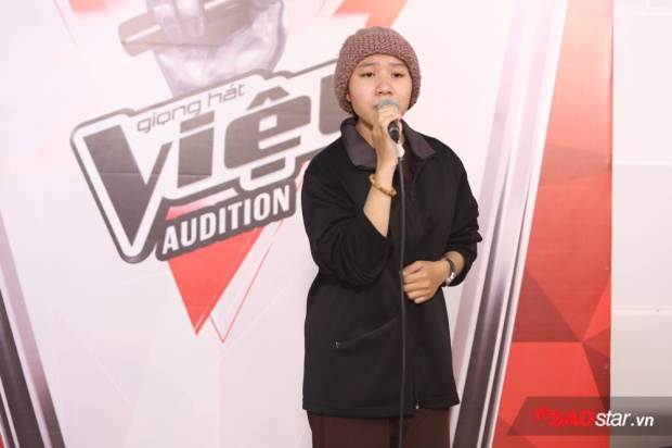 Huyền Trân thu hút nhiều sự chú ý khi xuất hiện tại The Voice - Giọng hát Việt mùa 5