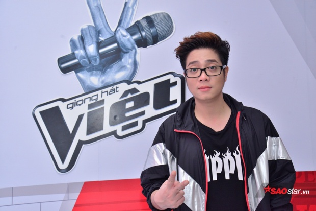 Bùi Anh Tuấn được tin tưởng giao vai trò giám khảo casting vòng sơ tuyển The Voice 2018.