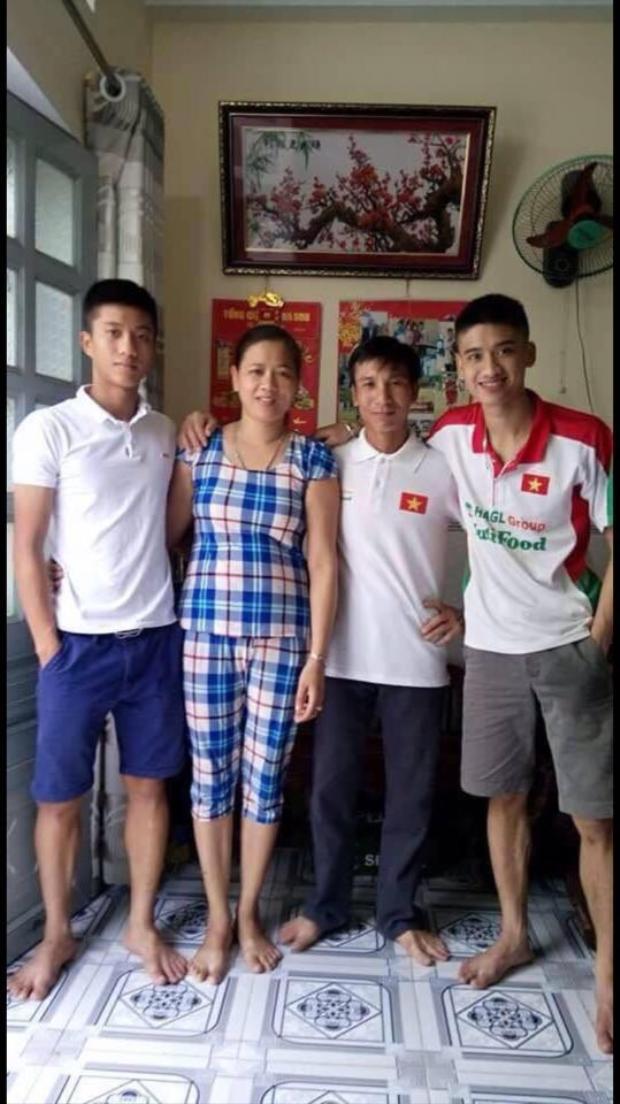Gia đình của Phan Văn Đức.