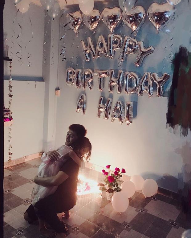 Linh Chi chúc mừng sinh nhật, gọi Lâm Vinh Hải là cậu bạn tri kỷ