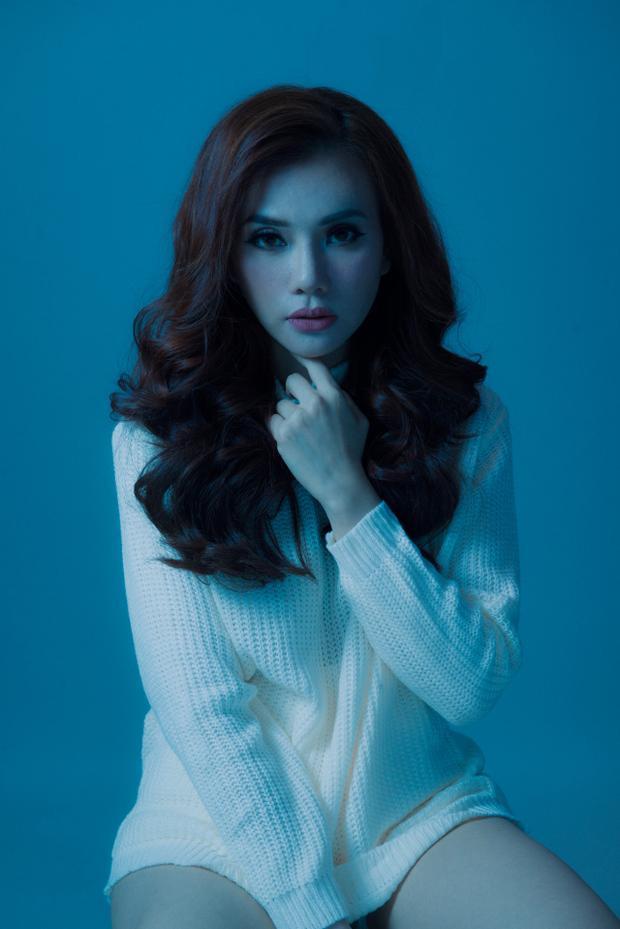 Hình ảnh Thu Thủy trong single mới.