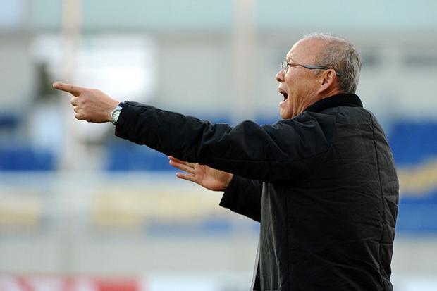 HLV Park Hang Seo tin tưởng U23 Việt Nam sẽ vào chung kết. Ảnh: AFC