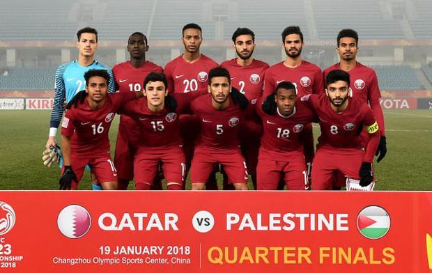 U23 Qatar được đánh giá cao hơn U23 Việt Nam.