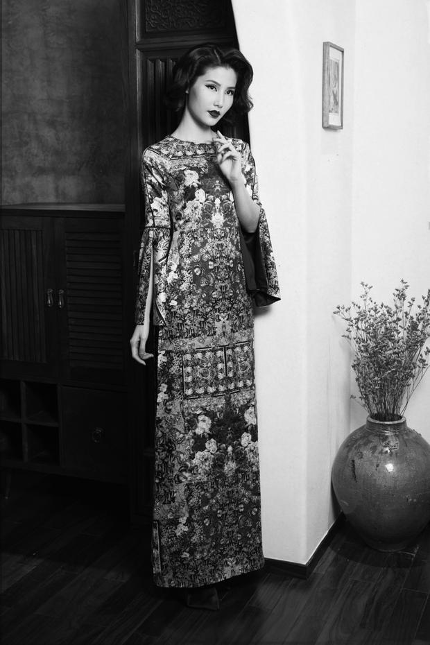 Chán làm nàng Helen hiện đại, Diễm My 9x diện áo dài, hóa thân thành Cô Ba Sài Gòn