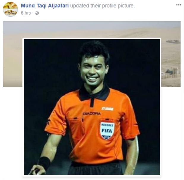 Một tài khoản sử dụng tên Muhd Taqi Aljaafari nhưng có bài đăng cũ nhất chỉ cách đây… 6 giờ.