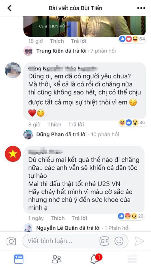 Cộng đồng mạng quỳ lạy Angela Phương Trinh buông tha cho thủ môn Bùi Tiến Dũng